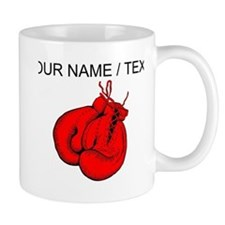 Custom Boxing Gloves Mug