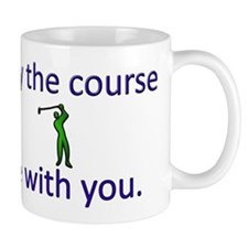 May the course be with you - GOLF Mug