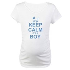 Keep Calm It's A Boy Shirt