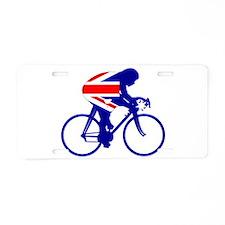 Australian Cycling Aluminum License Plate