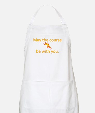 May the course be with you - RUNNING Apron