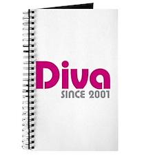 Diva Since 2001 Journal