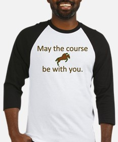 May the course be with you - EQUESTRIAN JUMPER Bas
