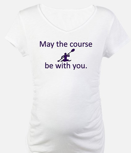 May the course be with you - PADDLING Shirt