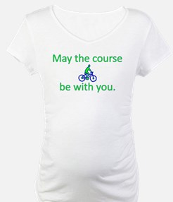 May the course be with you - BICYCLE Shirt