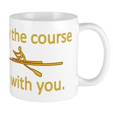 May the course be with you - ROWING Mug