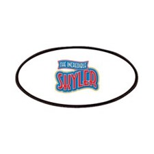 The Incredible Skyler Patches