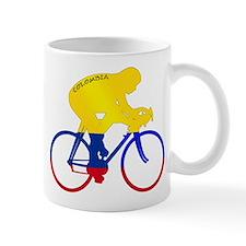 Colombian Cycling Mug