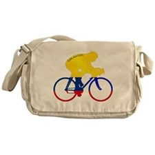 Colombian Cycling Messenger Bag