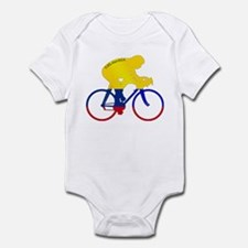 Colombian Cycling Infant Bodysuit