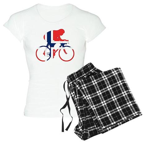 Norwegian Cycling Women's Light Pajamas