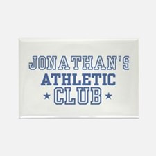 Jonathan Rectangle Magnet