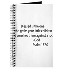 psalm 137.9 black Journal