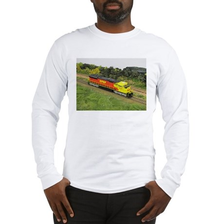 SPSF Railway SD75I 8099 Long Sleeve T-Shirt