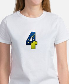 number 4 four T-Shirt