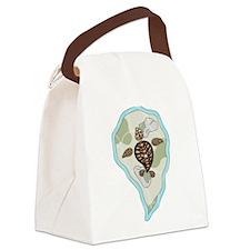 Callie Canvas Lunch Bag