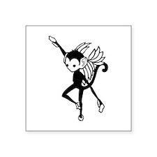 Flying Monkey Sticker