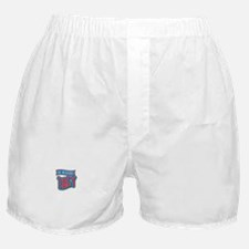 The Incredible Trey Boxer Shorts