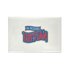 The Incredible Trystan Rectangle Magnet