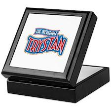 The Incredible Trystan Keepsake Box