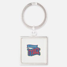 The Incredible Tyree Keychains