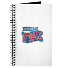 The Incredible Tyrese Journal