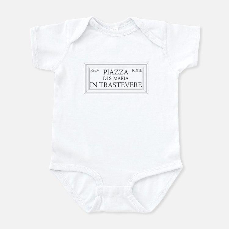 Piazza Sta. Maria in Trastevere, Rome Infant Bodys