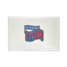 The Incredible Tyson Rectangle Magnet