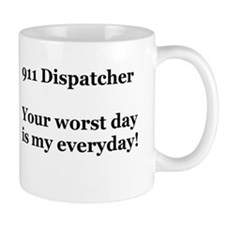 911 Dispatcher Mug