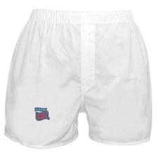 The Incredible Uriel Boxer Shorts