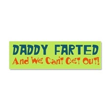 Cool Silly Car Magnet 10 x 3