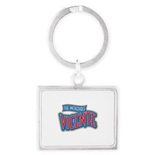 The Incredible Vicente Keychains