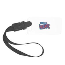 The Incredible Vicente Luggage Tag