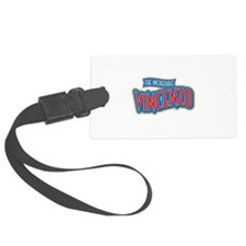 The Incredible Vincenzo Luggage Tag