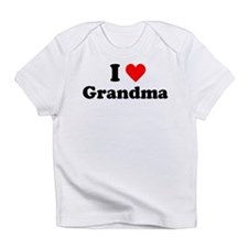 I Heart Grandma Infant T-Shirt
