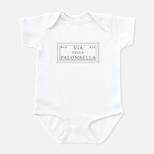 Via della Palombella, Rome - Italy Infant Bodysuit