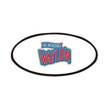 The Incredible Waylon Patches