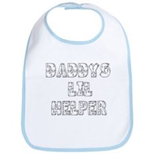 Daddy's Lil Helper Bib
