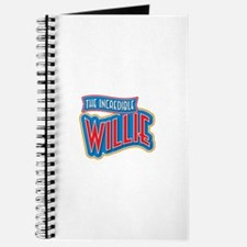 The Incredible Willie Journal
