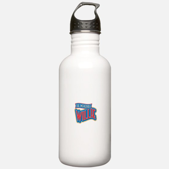 The Incredible Willie Water Bottle