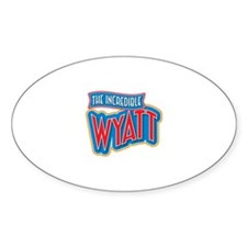 The Incredible Wyatt Decal