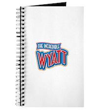 The Incredible Wyatt Journal