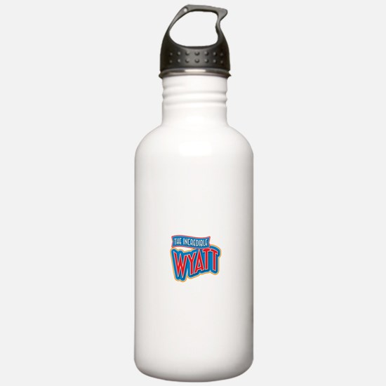 The Incredible Wyatt Water Bottle