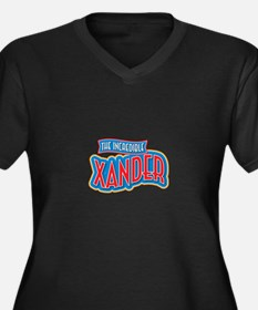 The Incredible Xander Plus Size T-Shirt