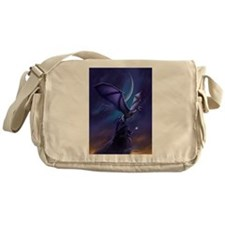 Dragon Flight Messenger Bag