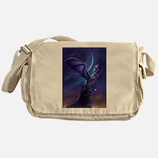 Dragon Flight Messenger Bag