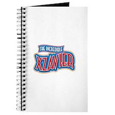 The Incredible Xzavier Journal