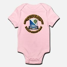 Army - DUI - 442nd Infantry Regt Infant Bodysuit