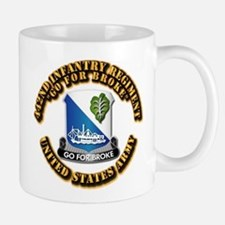 Army - DUI - 442nd Infantry Regt Mug