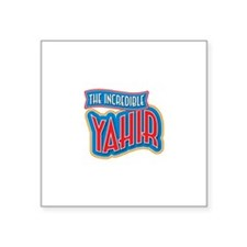 The Incredible Yahir Sticker